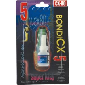 BONDIX 5 - Klej błyskawiczny 5g